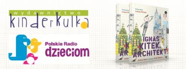 Wydawnictwo Kinderkulka w Polskim Radiu Dzieciom