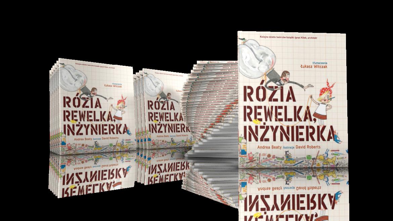 Oryginalny zwiastun Rózi Rewelki, inżynierki