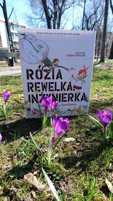 Wiosenna Rózia