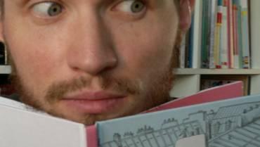 Paweł Łapiński o zmaganiach, zżymaniu i rozkoszowaniu się tekstem…
