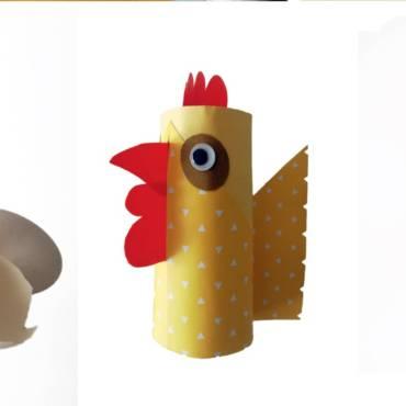 Kura na Międzynarodowy Dzień Ptaków