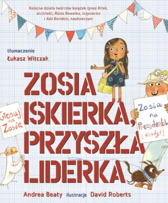 Zosia Iskierka Kinderkulka
