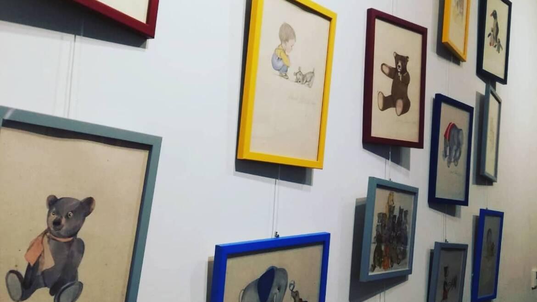 Wystawa ilustracji i malarstwa Gabrieli Cichowskiej
