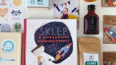 Sklep z marzeniami domowej roboty – premiera