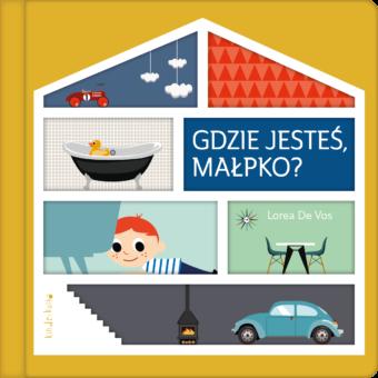 Gdzie_jestes_malpko_Kinderkulka_okladka